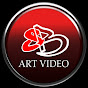 Арт видео