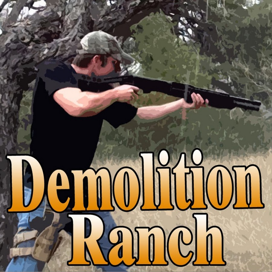 9422d7d9b0 DemolitionRanch - YouTube