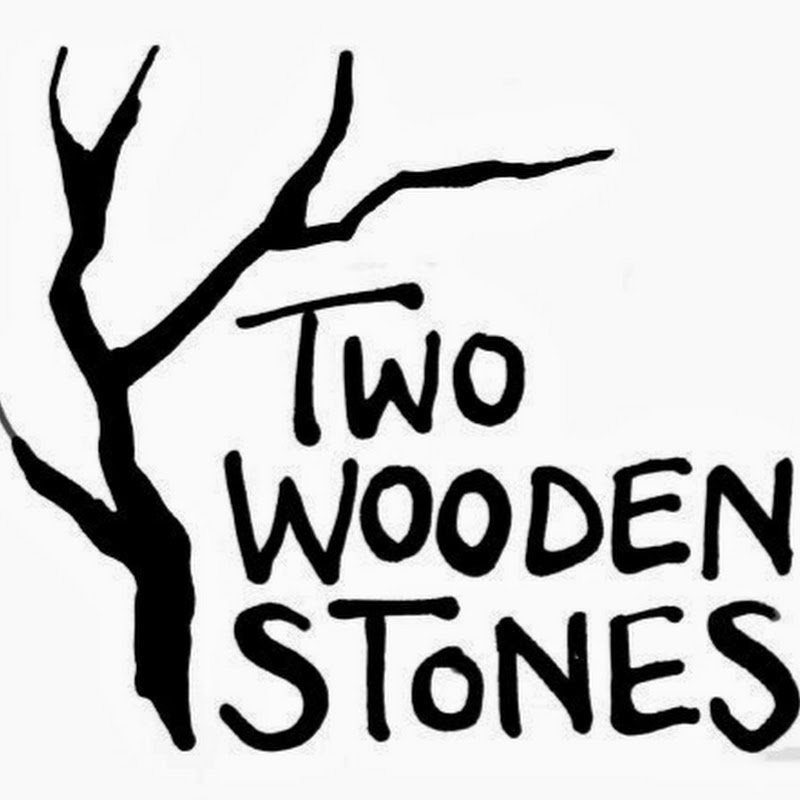 Two Wooden Stones