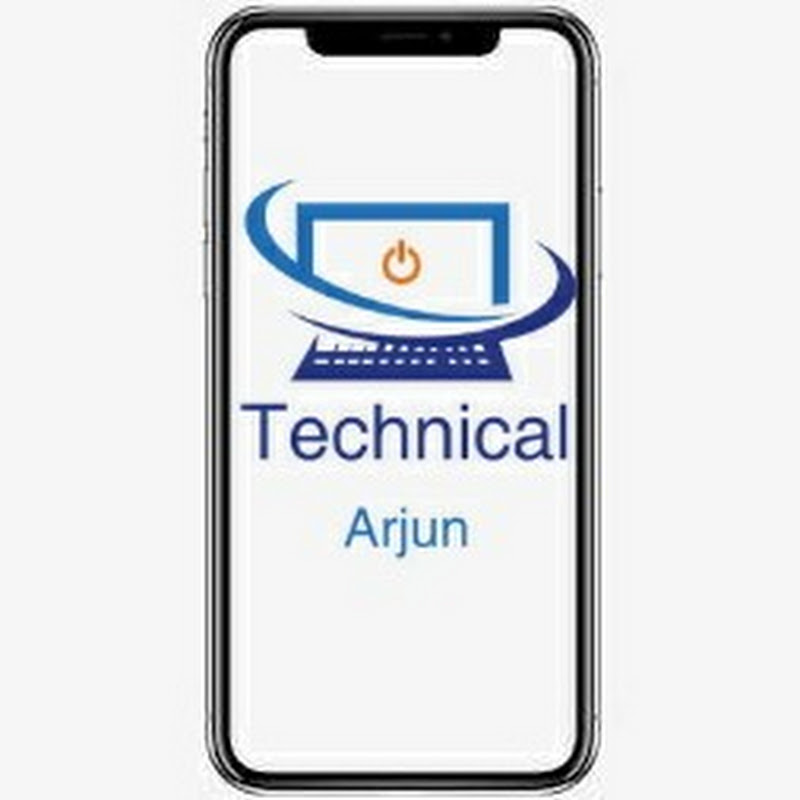 #Technical Arjun (technical-arjun)