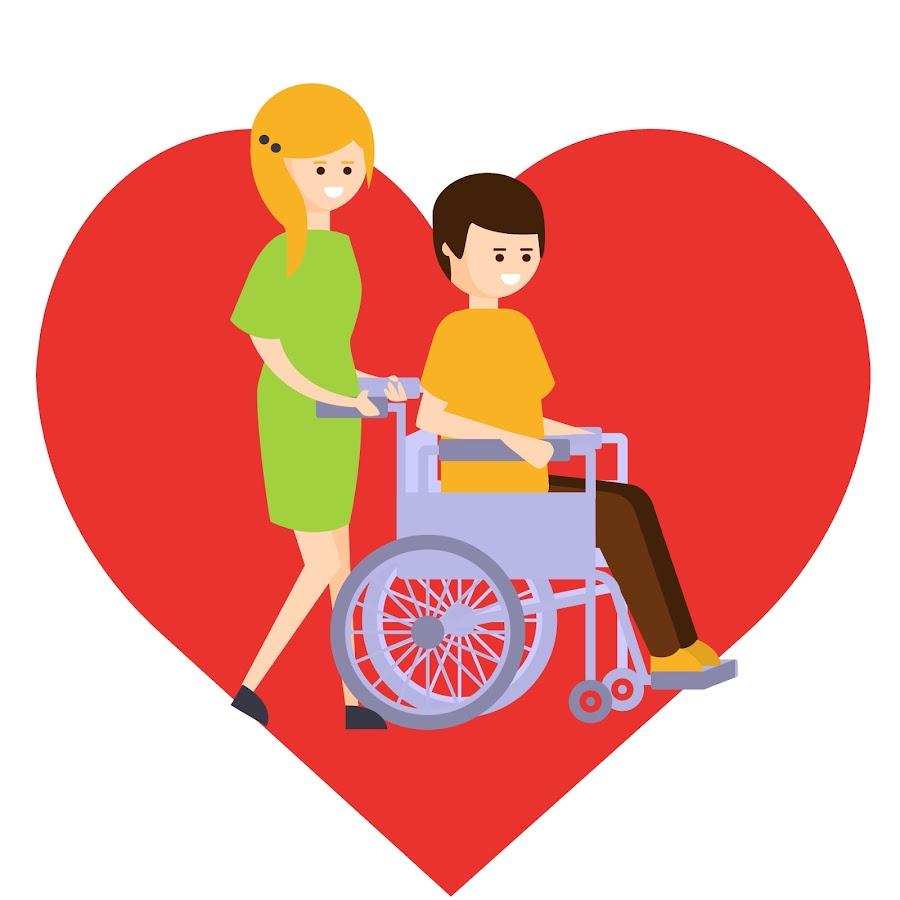 День, открытка детям инвалидам рисунки