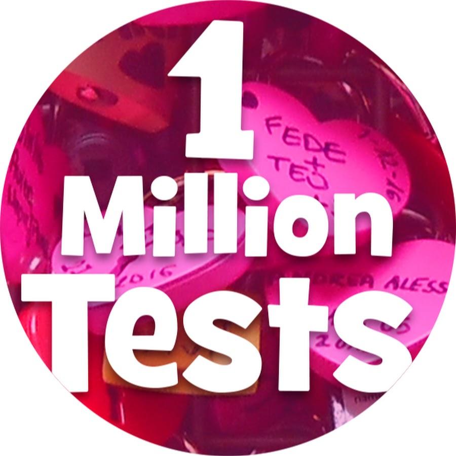 1 Million Tests - YouTube