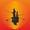 Клуб рыбаков. Рыбалка. Club fishermen.