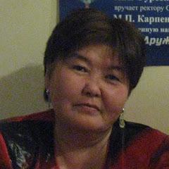 Дария Лабашкова