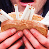 Cigarette Sandwich