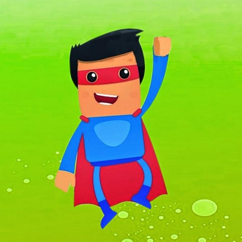 My Superhero Rhymes