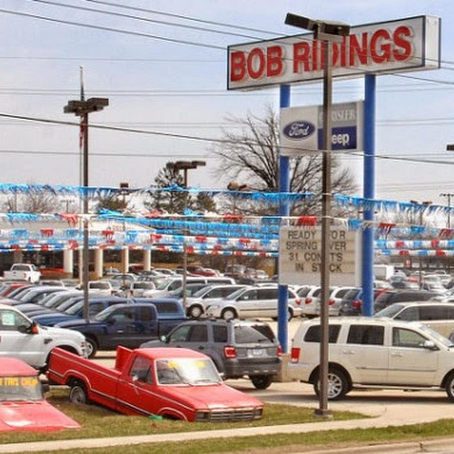 Bob Ridings Taylorville >> Bob Ridings Ford - YouTube