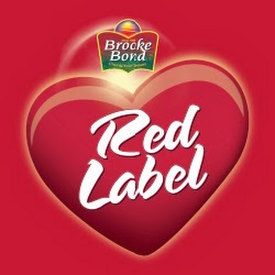 Brooke Bond Red Label - YouTube