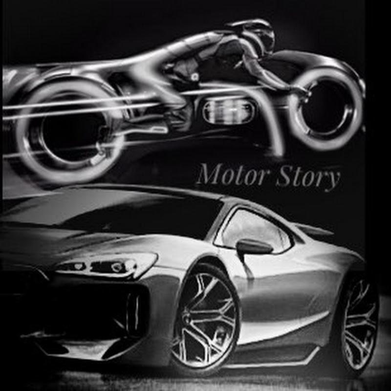 Youtubeur Motor Story