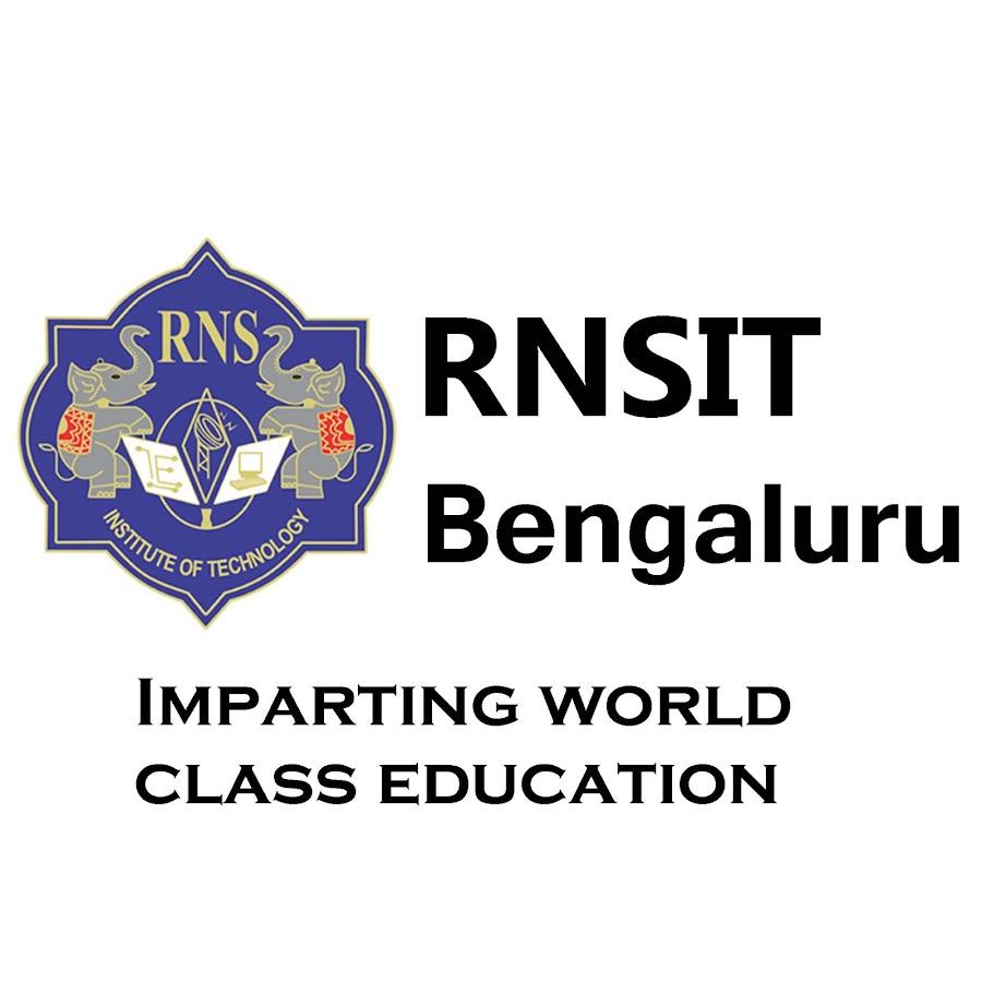 RNSIT Bangalore - YouTube