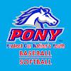 PONY Baseball and Softball