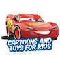 Cartoons And Toys For Kids