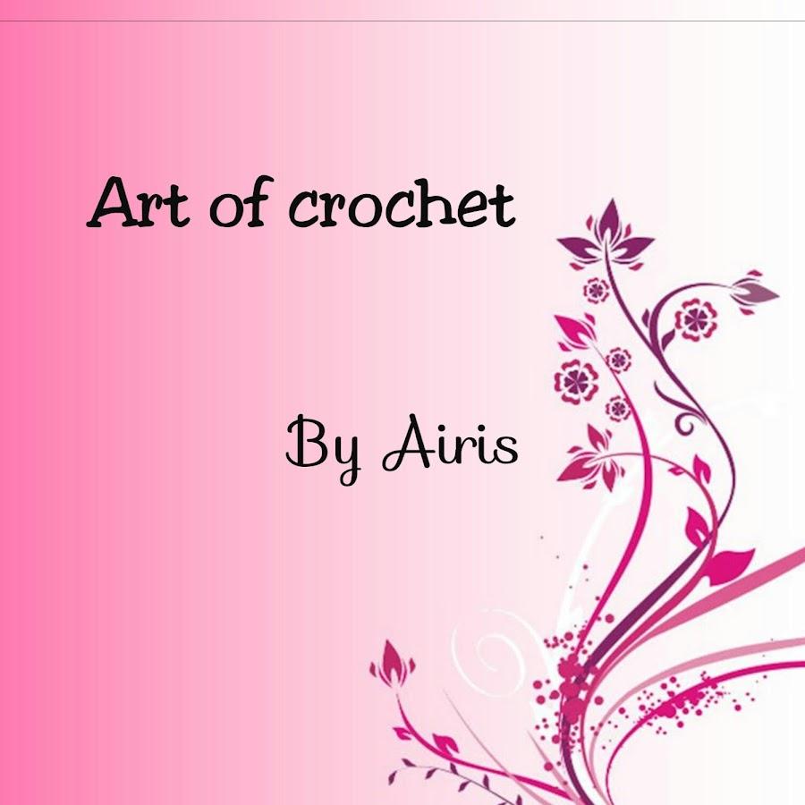 be87c815ea3 Art of crochet Airis - YouTube
