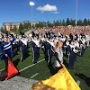 North Branch Bronco Band Marching Broncos