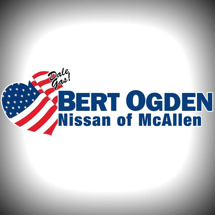 Bert Ogden Nissan >> Bert Ogden Nissan Of Mcallen Youtube