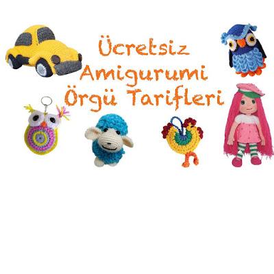 Amigurumi Araba Yapılışı | Crochet disney, Örme şapkalar ... | 400x400