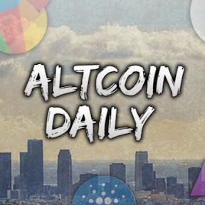 Altcoin Daily YouTube Logo