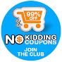 No Kidding Coupons (nokiddingcoupons)
