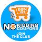 No Kidding Coupons (nokiddingcoupons)