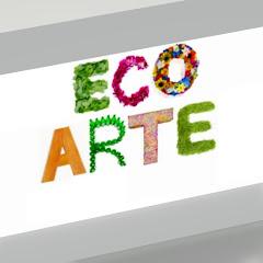 Eco Arte - Tento reutilizar tudo