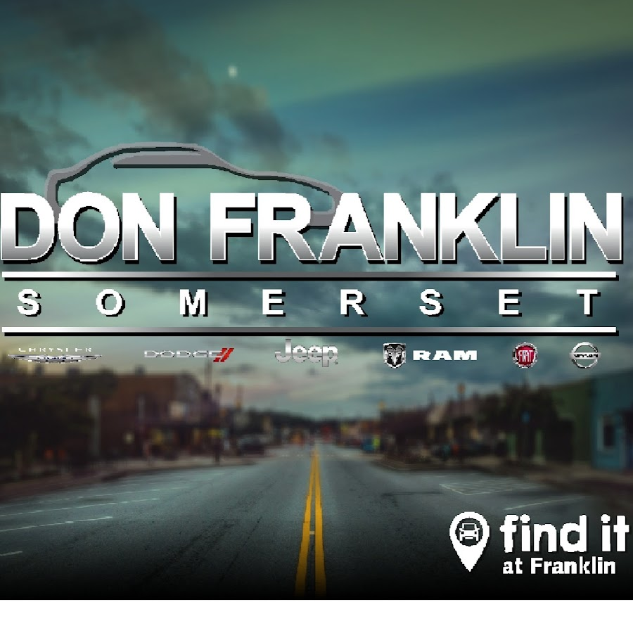 Don Marshall Somerset Ky >> Don Franklin - YouTube