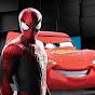 Örümcek Adam Şimşek McQueen