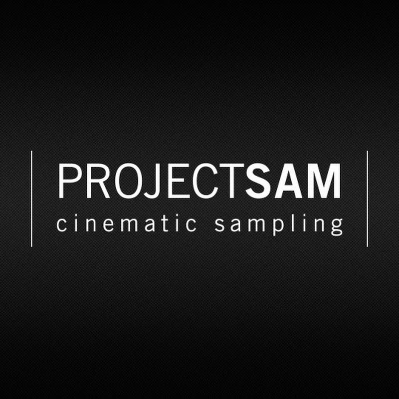 ProjectSAM Cinematic Sampling