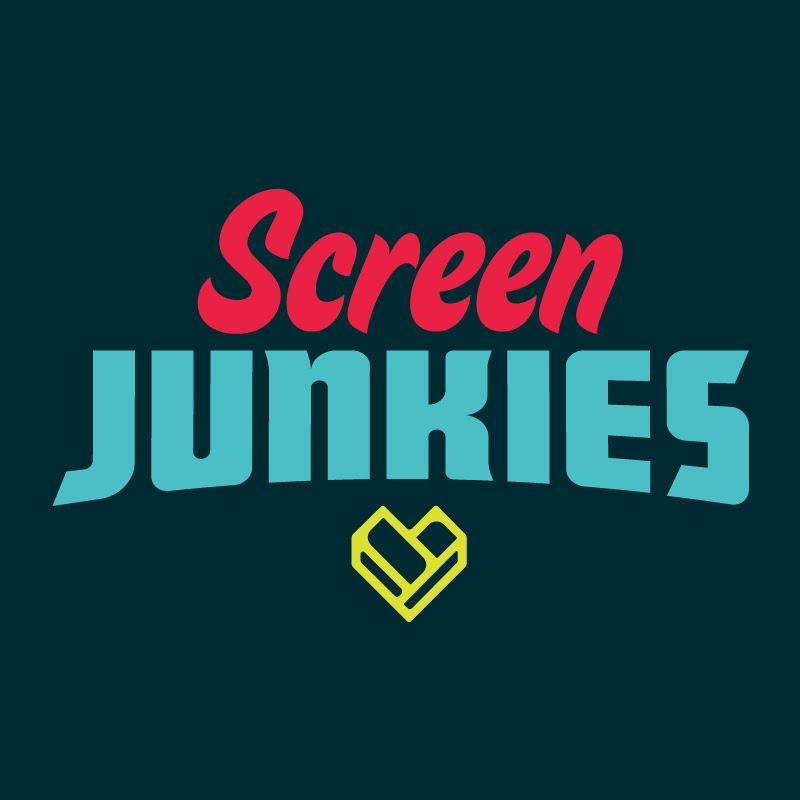 Screenjunkies YouTube channel image