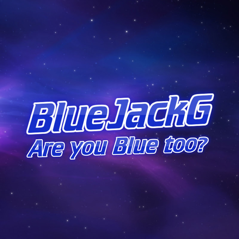 BlueJackG Channel