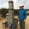 PCT Trekking and Kedging - Rob and Ken 'Top Rock'