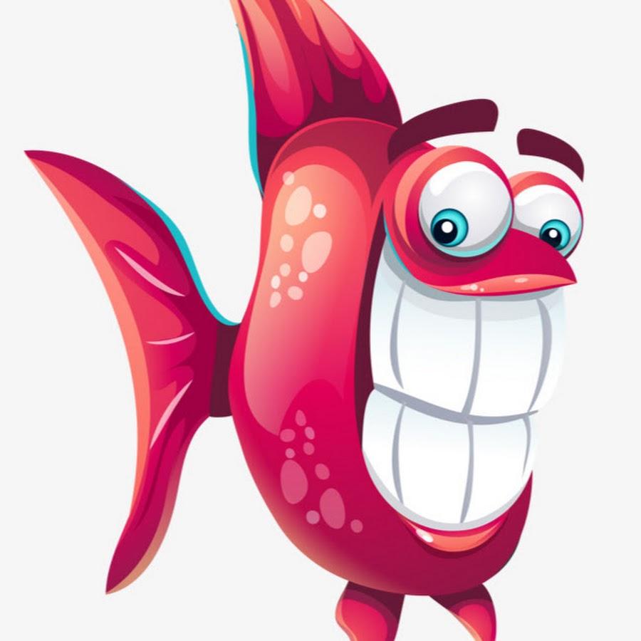 Смешные рисунки рыб, самой красивой девушке