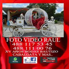FOTO VIDEO RAUL
