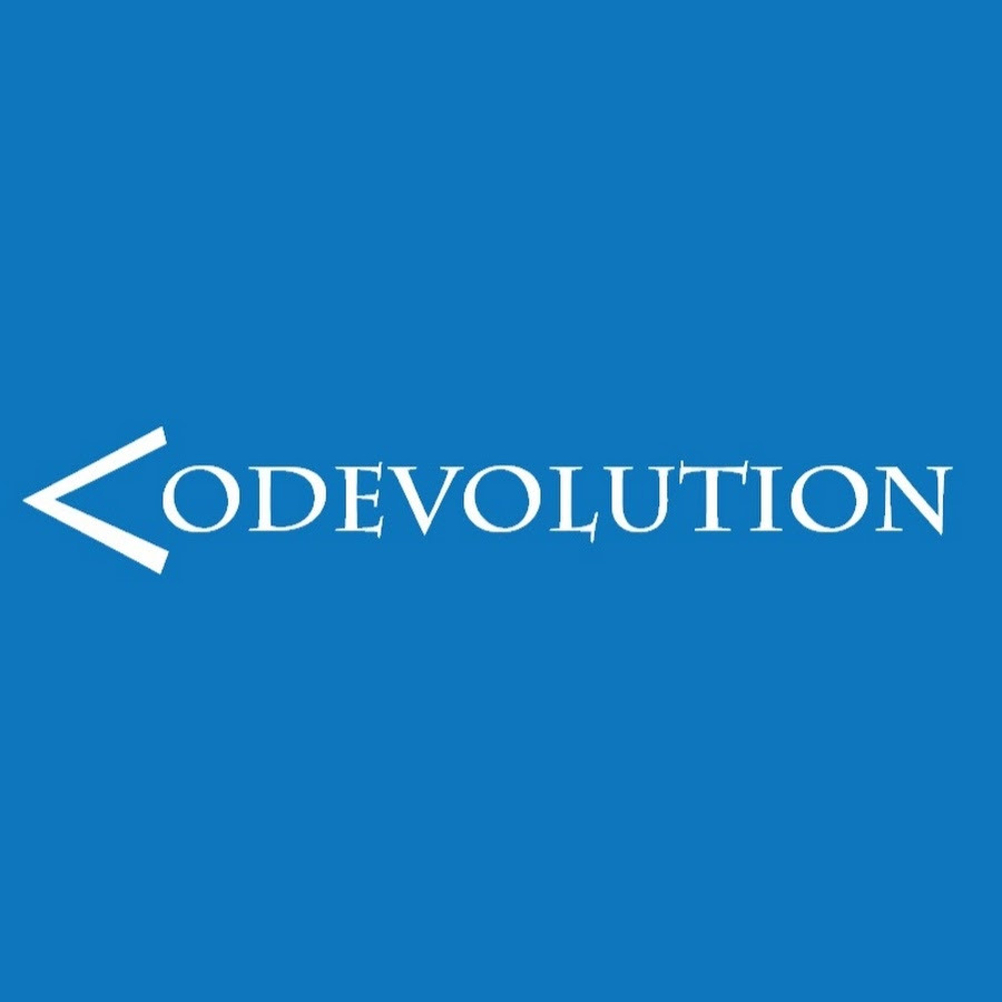 Codevolution - YouTube