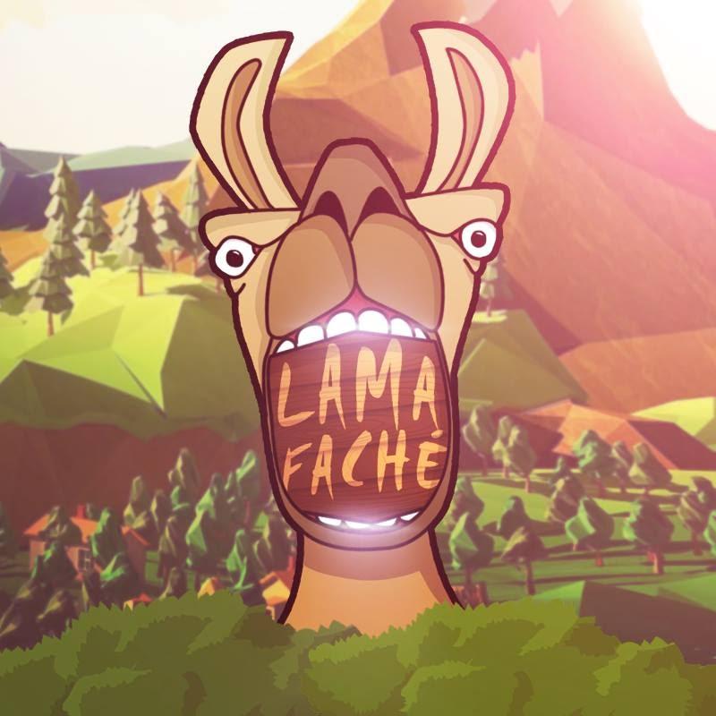 Lama Faché