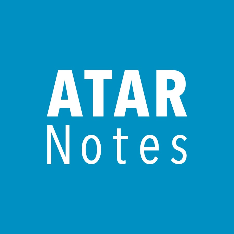 ATAR Notes - VCE - YouTube