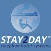 STAY2DAY sleepbox-hotel-systems