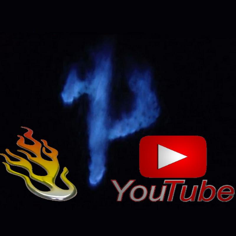 Burning P
