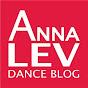 Anna LEV dance blog