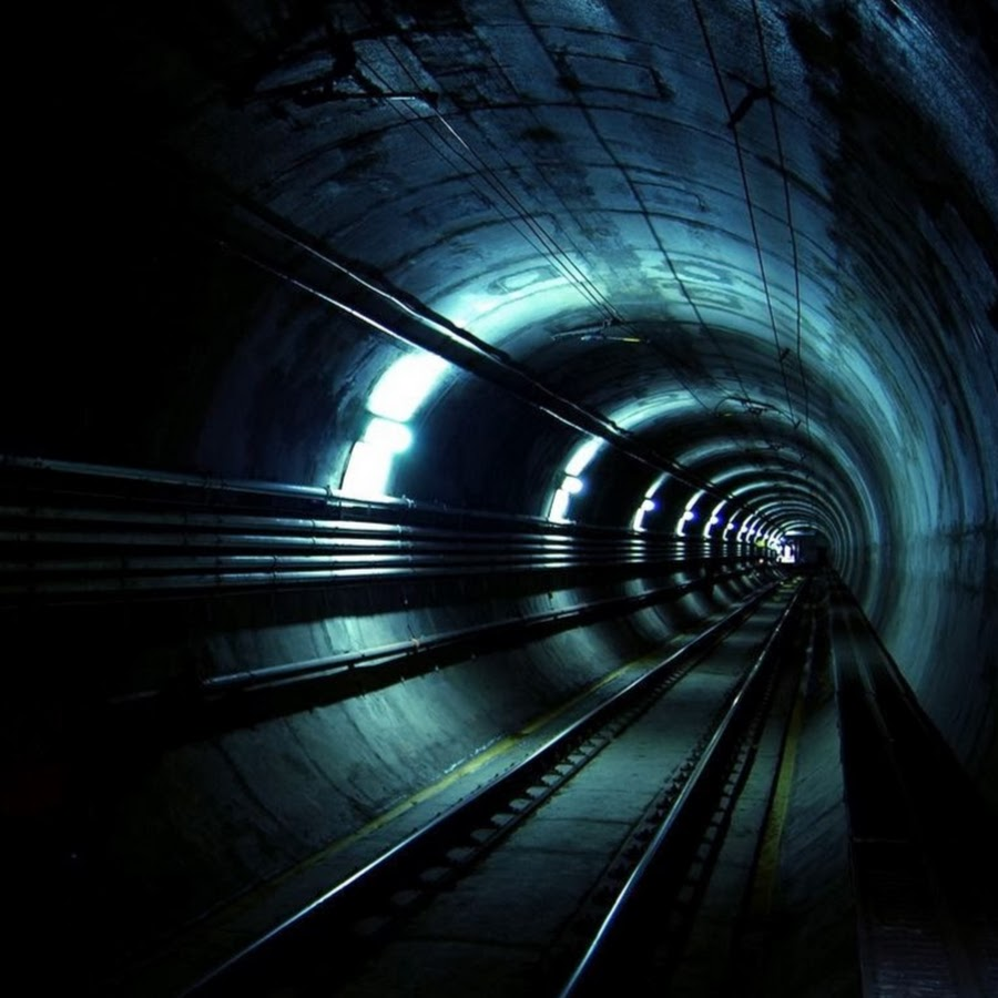 Темные туннели картинки