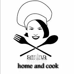chef amina home & cook