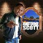 Comedian Antoine Scott