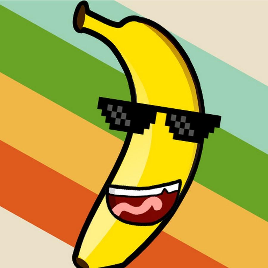 Для открыток, смешные картинки бананами