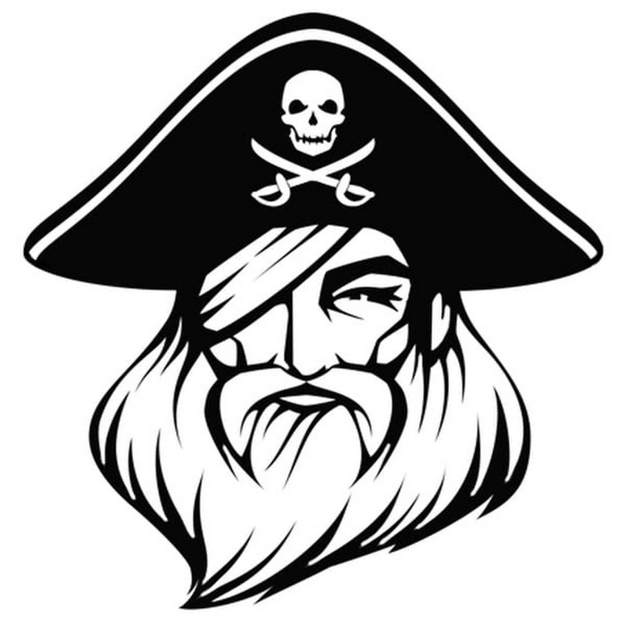 Картинки пиратов нарисованное