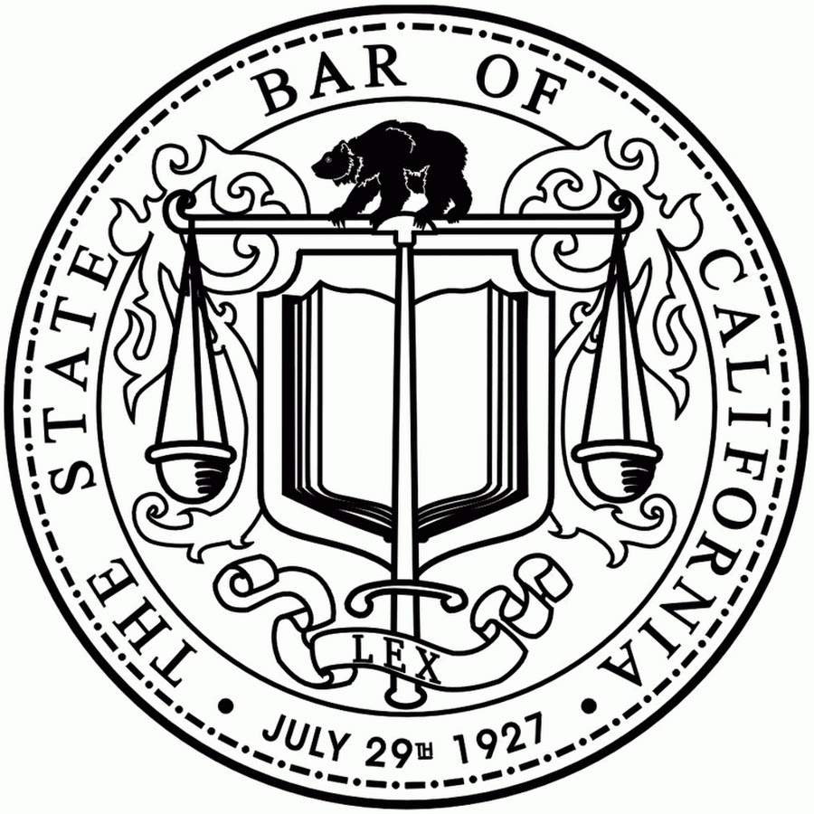 Image result for state bar of california seal