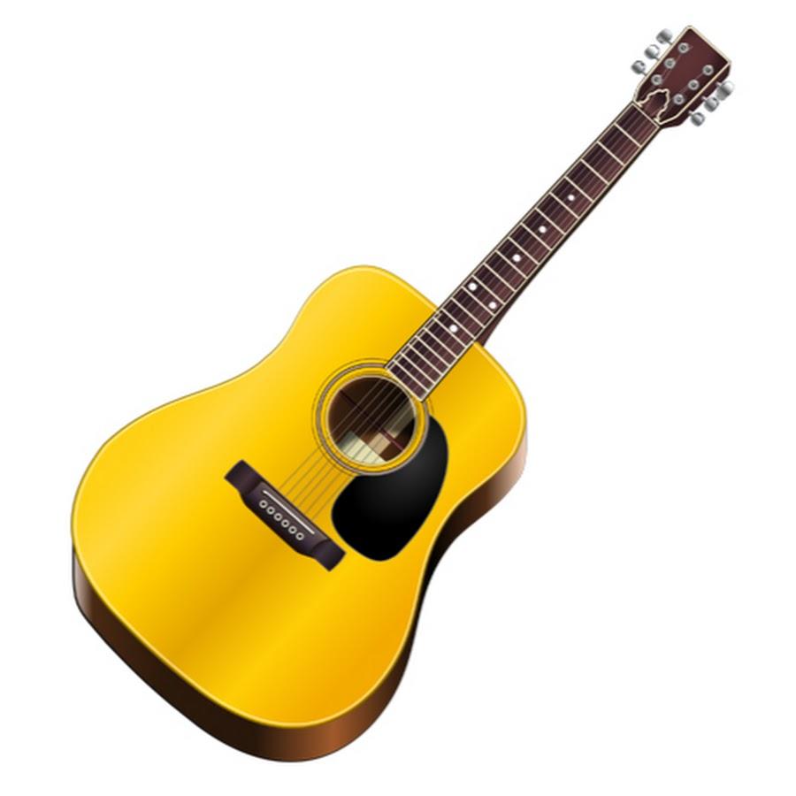 Новогодняя, гитара в картинках для детей