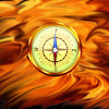 Pyro Compass