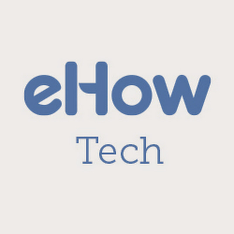 Ehowtech YouTube channel image