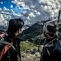 Sky in Himalayas