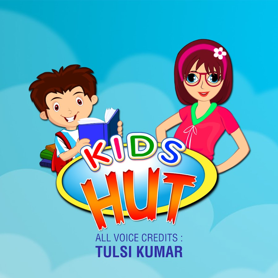 Hut Dvd: T-Series Kids Hut