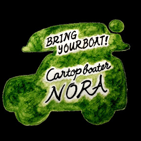 CartopboaterNORA ユーチューバー